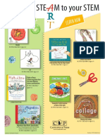 Add some Art to your STEM with Candlewick Press