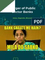 KSS_Merger of Public Sector Banks