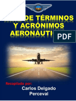 Guía Acronimos y Glosario Aeronautico