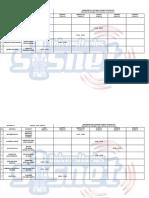 Horario de Examenes SISTEMAS 1Parcial2019