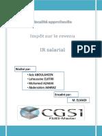 IR Salarial