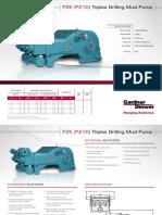 Pump Spec Sheet