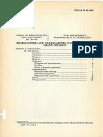 War Dept Railway Reports 1943-44 E 55-202 E 55-277 and E 55-229