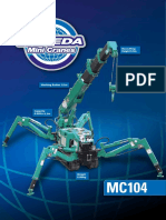 Mini Crane Maeda mc104