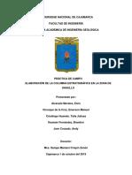 Informe Salida a Shaullo 2019