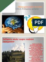 Managementul Aerului ppt