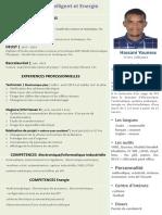 CV Younnes Hassani