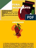 Literatura Afro