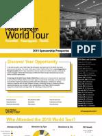PPWT 2019 Sponsorship Prospectus