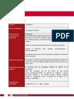 Proyecto Módulo de Negociación y Resolución de Conflictos