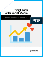Leads With Social Media