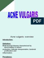 Acne Vulgarispresentation