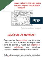 Normas y Límites (1)
