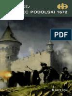Historyczne Bitwy 171 - Kamieniec Podolski 1672, Piotr Derdej.pdf