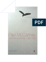 Mccartney Paul - Blackbird Singing - Canciones Y Poemas 1965-1999
