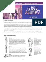 The Last Human Teaching Guide