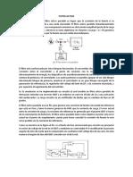 Filtro activo y su funcionamiento