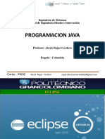Java Introduccion