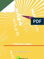 Raul Nunez Cabello Potencias y Raices