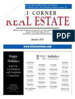 TriCorner Real Estate - January 2020