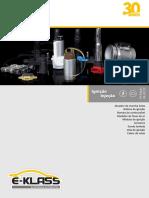 Eklass Catalogo Aplicações Ignição e Injeção 2019