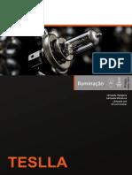 Teslla Catalogo Aplicações Lampadas Automotivas 2018