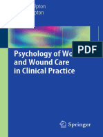 Upton (2015) Psychology of Wounds and Wound Care in Clinical Practice