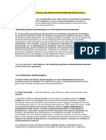 LAS TÉCNICAS PROYECTIVAS - PEREZ LALLI (Resumen)
