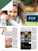 Tratamento endodontico em pediatria
