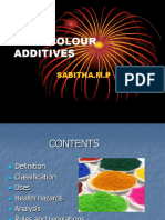 Food Coloring Agents Pptnew