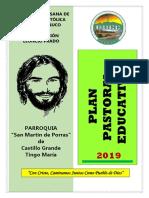 p.p.e. Leoncio Prado 2019 - Tazo Grande