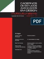 Caderno de estudos avançados em Design