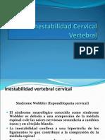 Inestabilidad Cervical 3 1