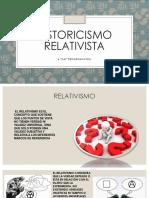 Historicismo relativista.pptx