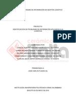Sistemas de Informacion en Gestion Logistica Cerámica Italia S.A