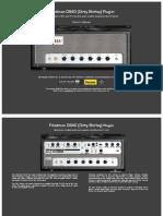 Friedman DS40 Manual
