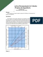 Mathcad na documentacao de calculos em projetos de engenharia
