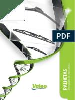 Valeo Catalogo Aplicação Palhetas 2019