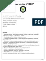 TP EDI Facundo Silva