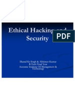 Security & Ethical Hacking p4