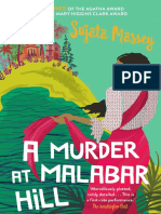 A Murder at Malabar Hill Chapter Sampler