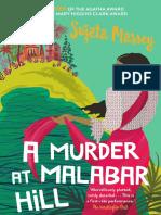 A Murder at Malabar Hill Chapter Sampler