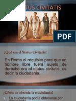 status civitatis