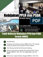 020- Kebijakan PPLH Dan PSDA Terkait Amdal-Pudiklat Perhubungan-edited 15 Okt 2014