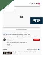 (22) Letra de Hoy - Alex Campos e Indiomar _ Música Cristiana 2019 - YouTube