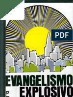 d. James Kennedy Evangelismo Explosivo