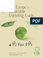 Sustainable Marketing Guide