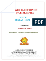 power electronics digital notes