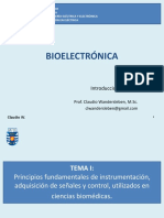 clase de Bioelectronica