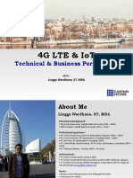 4G LTE and IoT